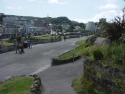 Capstone promenade