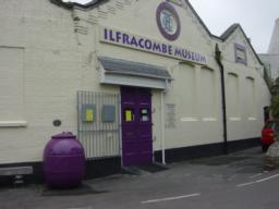 Ilfracombe Museum entrance