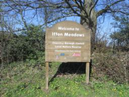 Ifton Meadows is half a mile off the B5069 in St. Martin's, 5 miles north of Oswestry. Follow the brown signs.