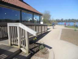 The Visitors Centre and Cafe is open 7 days a week, 10am-5pm.