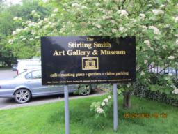 The Smith Art Gallery and Museum is a good place to visit when open - Tuesdays to Saturdays 10.30 to 17.00 and Sundays 14.00 - 17.00. You might be able to park here when its not too busy, but there is also metered parking on the street.