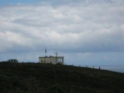 coastguard lookout.