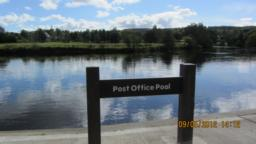 Many parts of the walk have different names.  this is Post Office Pool.