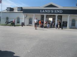 Lands End complex.