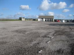 The car park at Long rock