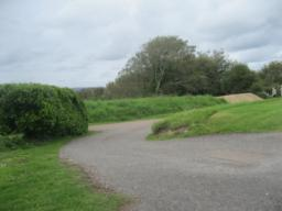 Additional path. It is quite a rough and uneven in places.