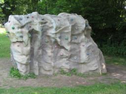 climbing stone