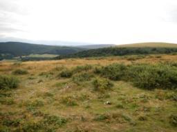 wonderful view overlooking Exmoor and beyond
