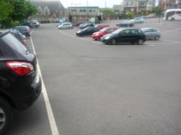 Eastcliffe Car Park