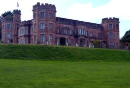 Mount Edgcumbe House was built in 1553, gutted by German bombs in 1941 and rebuilt from 1958 onwards. It is now owned by both Cornwall and Plymouth Councils.