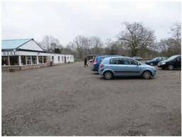 Car Park at Visitor Centre