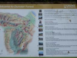 The Deer Park circuit has brown waymarkers.