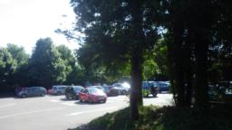 The car park is large but can be busy at peak times.