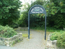 The start of the trail is well marked by the junction of Park Road (A61) and Vernon Road, in Worsbrough Bridge. Ordnance Survey Grid Reference SE 351 036.
