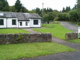 Accessible toilets are located across the road from the visitor centre.