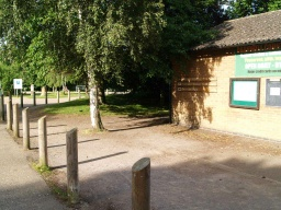 The walks start from the visitor centre near the car park. Ordnance Survey Grid Reference: TL 036 873
