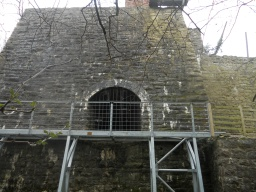 View of the Draw Kiln.