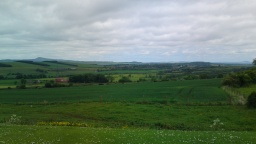 Looking towards Cardenden.