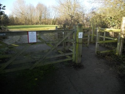 The path to Parr's Pool can be accessed from the kissing-gate at the end of Brookfield cul-de-sac, off Breidden Way (OS Explorer Map 241, Grid Reference 473088). Parking is limited to the road, so visitors are asked to not to block access to local residents property.