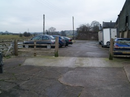 The car park is located at Ordnance Survey Grid Reference SD643344. It can be reached off the A69 north of Blackburn.