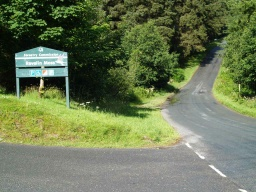 The entrance to the car park for the trail is off the B5292 approximately a quarter of a mile from the entrance to the Whinlatter Visitor Centre where there are accessible toilets and a cafe. Ordnance Survey Grid Reference - NY 209 243
