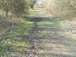 The condition of the path deteriorates, some may therefore require assistance.