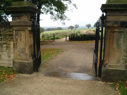 This trail starts from the gates of the church yard and leads to the Earl's Seat over looking the parkland surrounding Wentworth Castle. Access points to the rest of the gardens will be seen along the way and photos of various parts of the gardens can be seen by checking out the 'Views' and 'Features of Interests' tags on the map.