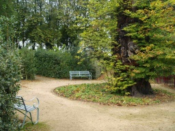 More information about Wentworth Castle Gardens, their accessibility and their history can be obtained at the visitor centre.