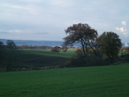 View to the Forth Estuary