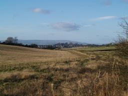 View to Clackmannan.